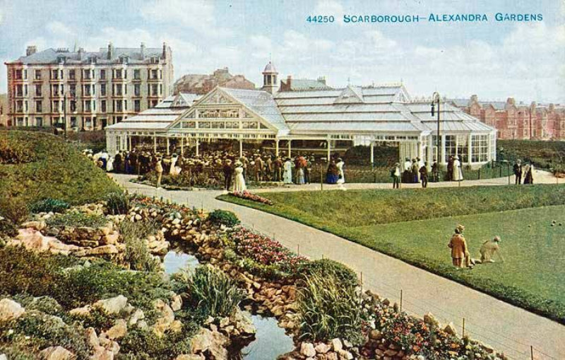 Floral Hall Scarborough