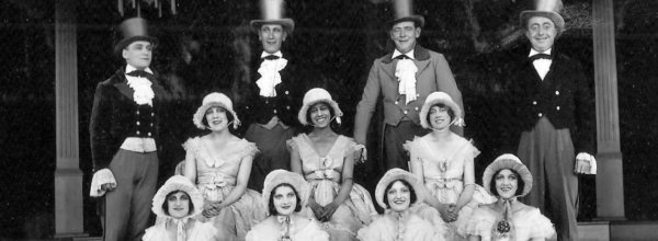Fol De Rols Cast in 1928